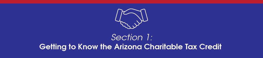 Getting to know the Arizona charitable tax credit